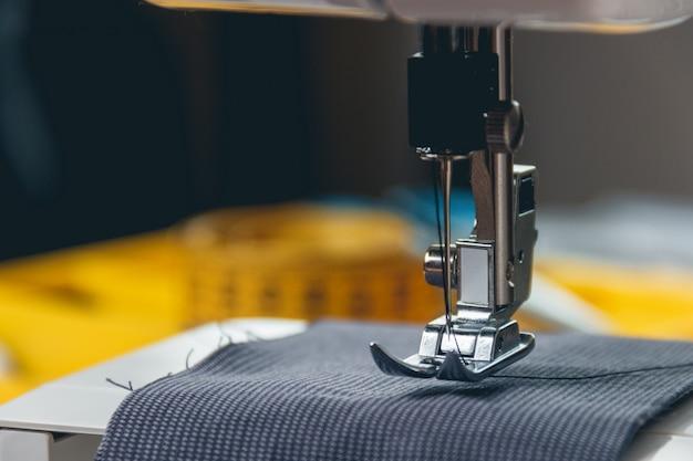 Maszyna do szycia i odzież