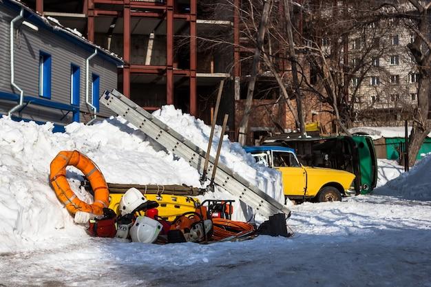 Maszyny do szkolenia ratunkowego. trening umiejętności awaryjnych.