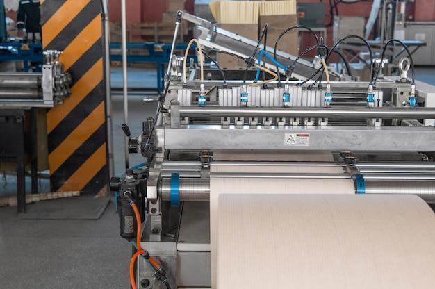 Maszyny i urządzenia do obróbki tektury i papieru na filtry samochodowe