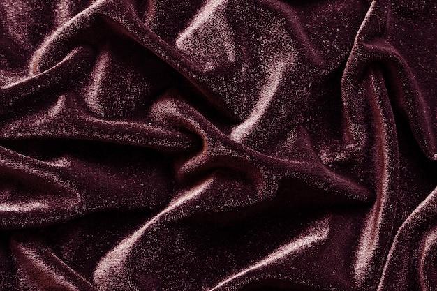 Materiał czerwony aksamit