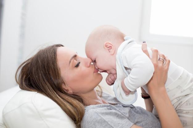 Matka i chłopiec