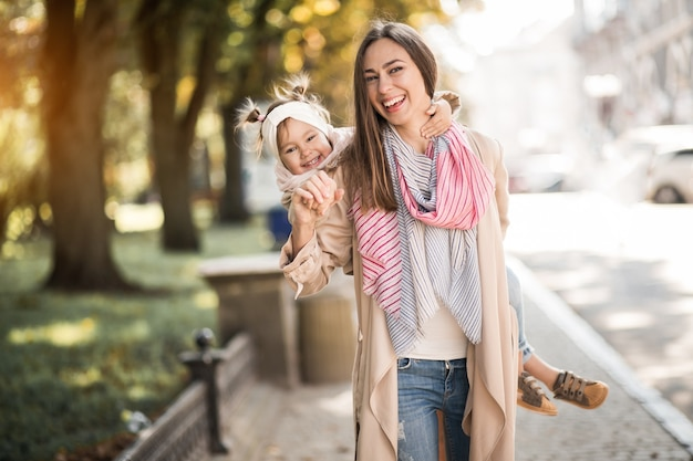 Matka i córka
