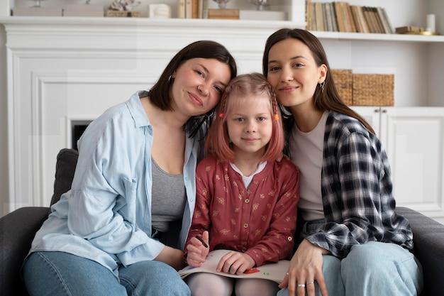 Matki Spędzające Czas Razem Z Córką Darmowe Zdjęcia