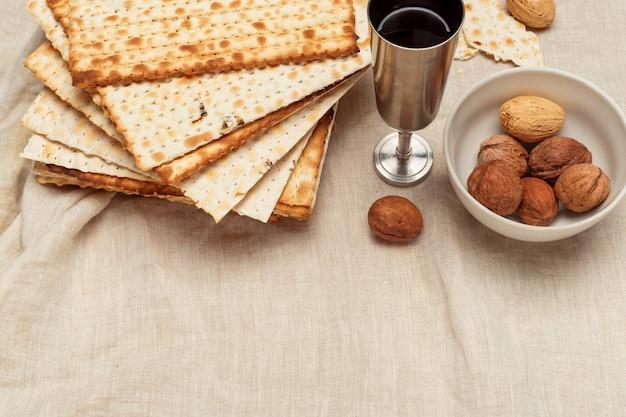 Matzoth na żydowską paschę