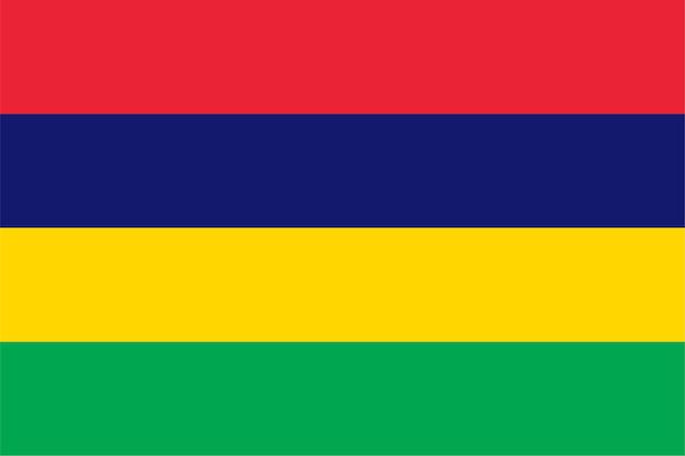 Mauritius flaga mauritiusa
