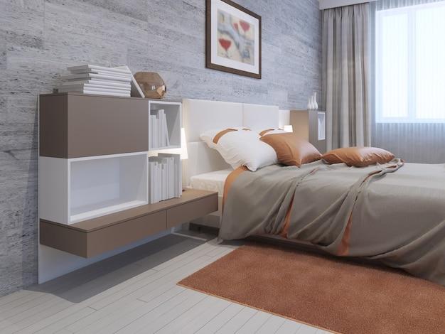 Meble do sypialni w stylu art deco