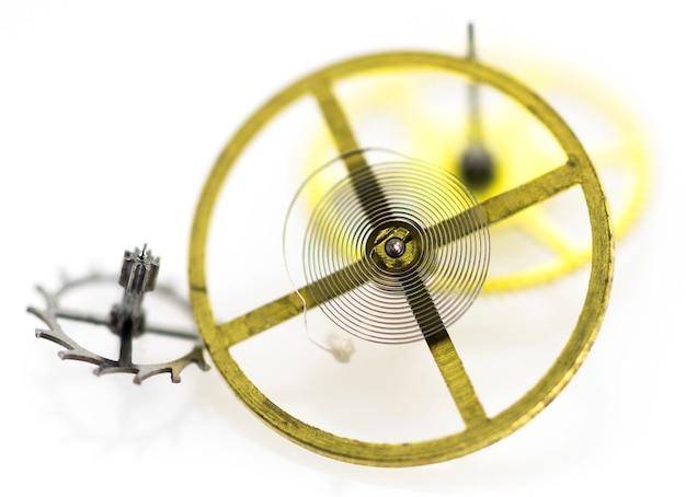 Mechaniczna stara mechaniczna wysoka rozdzielczość i szczegółowość