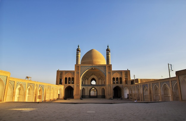 Meczet agha bozorg, kashan, iran