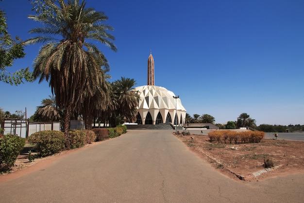 Meczet al-nilin w omdurmanie, chartum, sudan