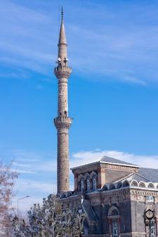 Meczet fethiye w kars - turcja