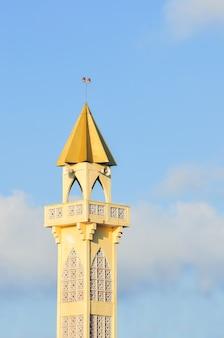 Meczet minaret