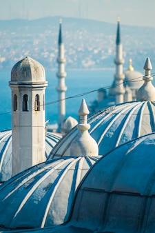 Meczet süleymaniye w stambule