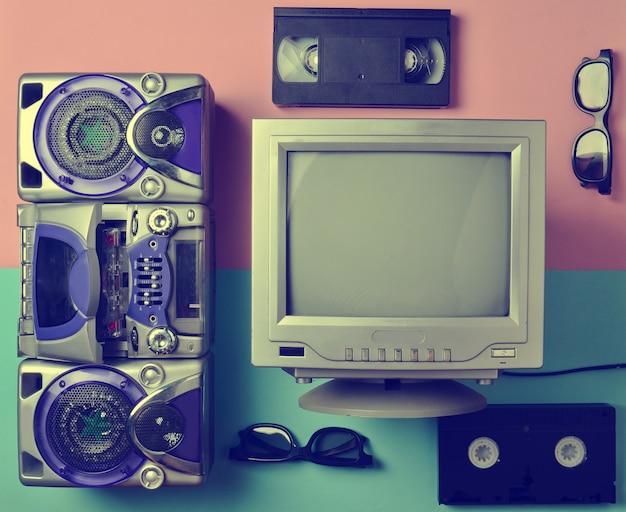 Media retro