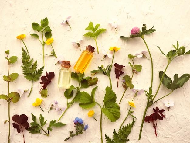 Medycyna alternatywna, rośliny zielone jako substytut tabletek, aromaterapia, esencje i naturalne oleje