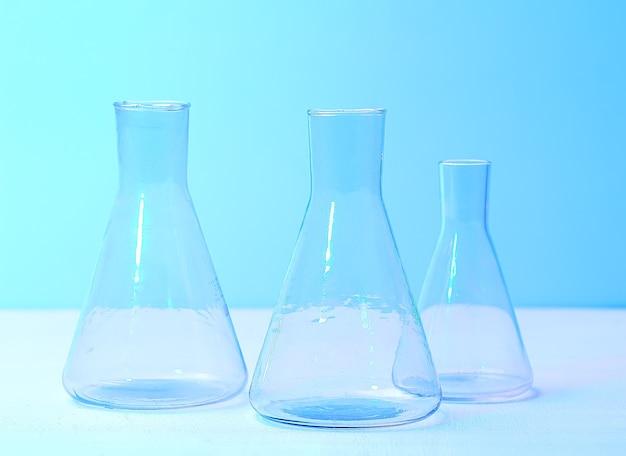 Medyczne probówki sprzęt laboratoryjny