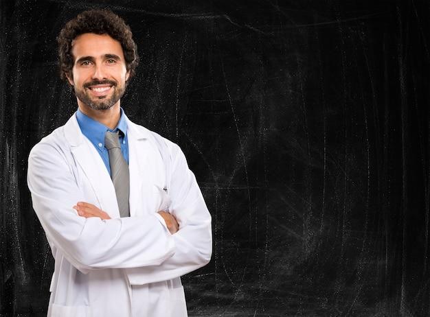 Medycznych stetoskop zdrowia osoby doktorowania dojrzały