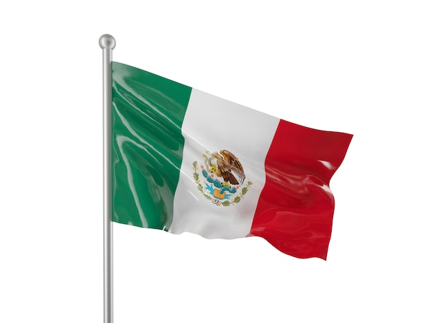 Meksykańska flaga