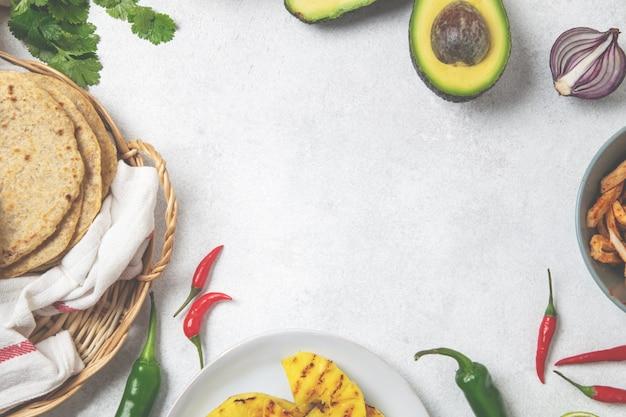 Meksykańskie tacos al pastor