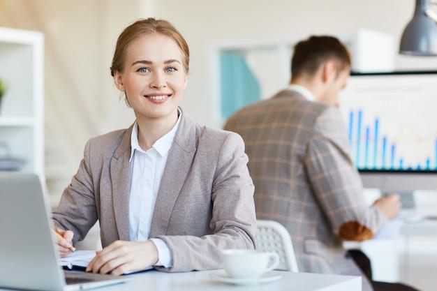 Menedżer odnoszący sukcesy