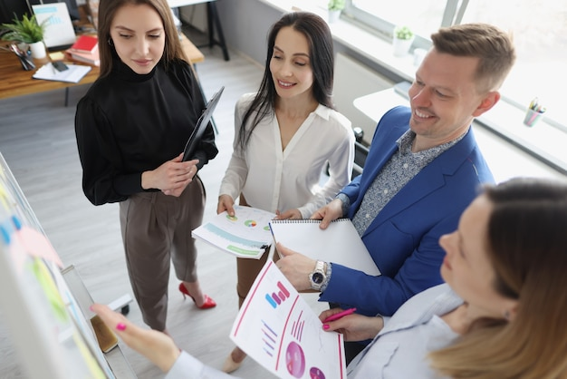 Menedżerowie są szkoleni w zakresie analityki biznesowej i budowania planu marketingowego