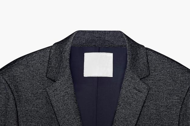 Męska marynarka biznesowa nosi modę