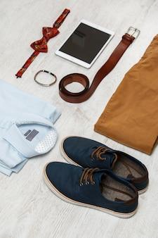 Męskie ubrania i akcesoria