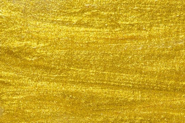 Metaliczne złote tło