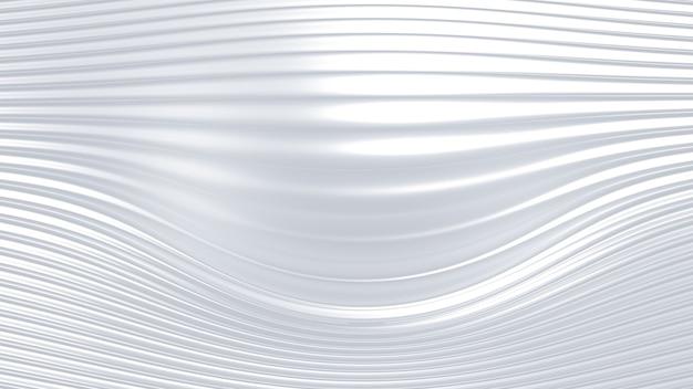 Metaliczne złoto-srebro z trójwymiarowym nadrukiem