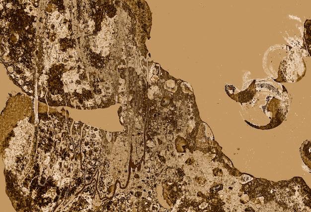 Metaliczny miedzi teksturowanej tło
