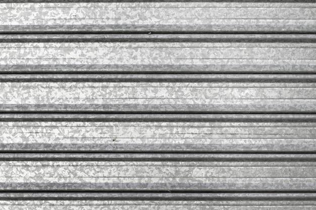 Metalowa migawka w zbliżeniu