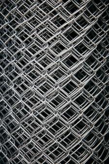 Metalowa siatka