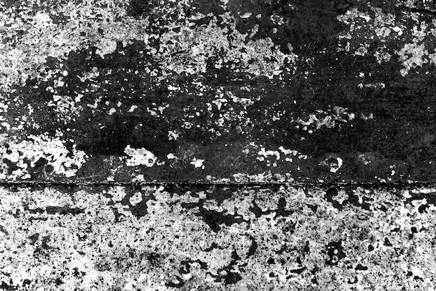Metalowa tekstura z zadrapaniami i pęknięciami, które można wykorzystać jako tło
