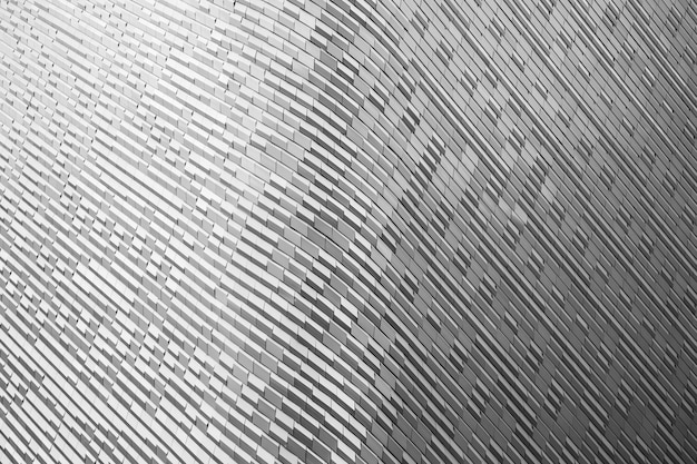 Metalowe abstrakcyjne tło ekranu z szorstką teksturą
