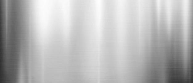 Metalowe srebrne tło tekstury