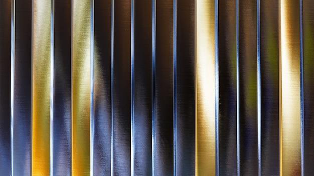 Metalowy pasek tekstury tła