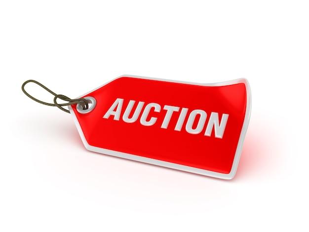 Metka z zakupami aukcja