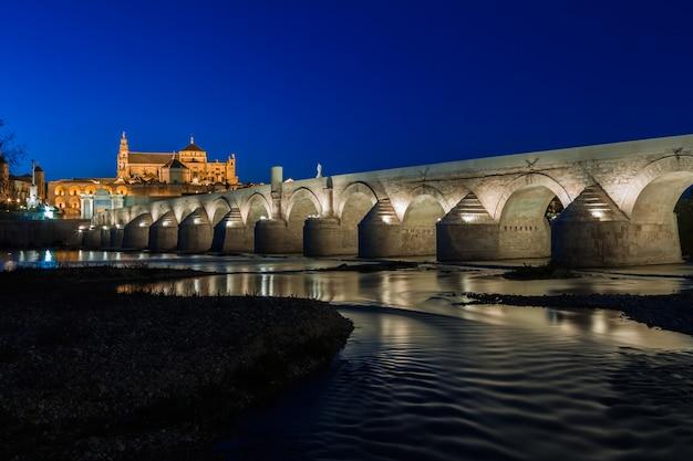 Mezquita i rzymski most