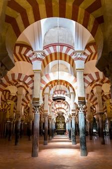 Mezquita meczet katedra cordoba hiszpania