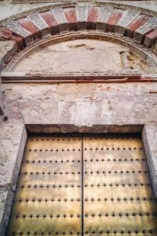 Mezquita w kordobie, andaluzja