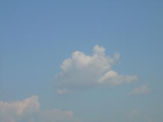 Mgliste niebo