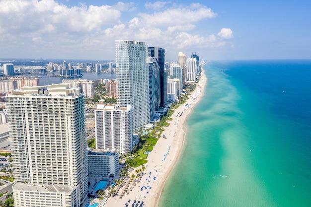 Miami beach, floryda, usa