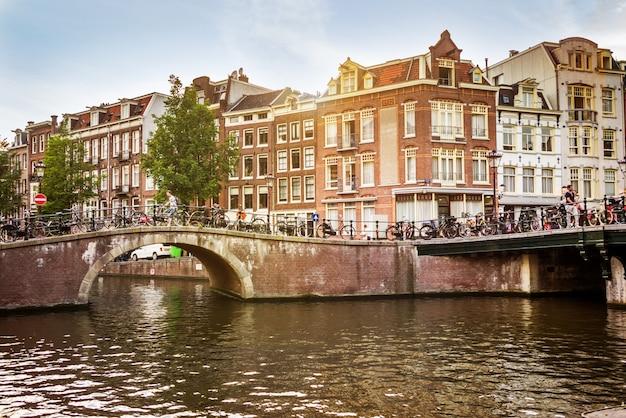 Miasto amsterdam