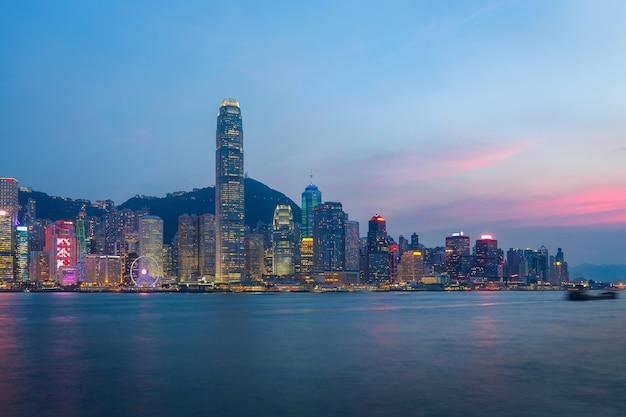 Miasto hongkong