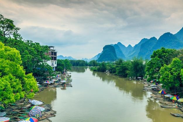 Miasto li las dziewięć chińskich