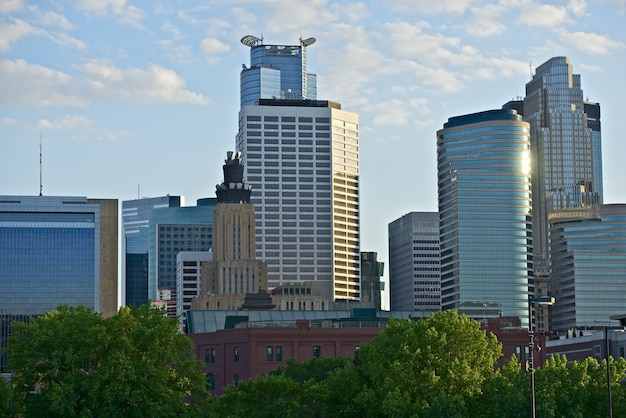 Miasto minneapolis