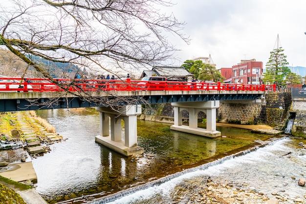 Miasto takayama.