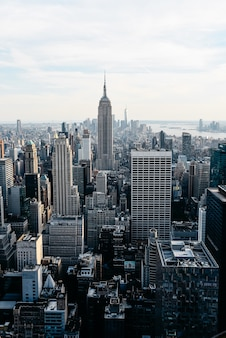 Midtown, manhattan, nowy jork, usa