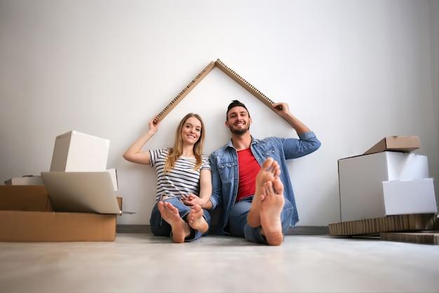 Mieć nowy dom