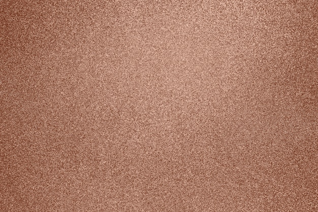 Miedziany błyskotliwości tekstury bożych narodzeń abstrakta tło. błyszczący brokat miedziany tło