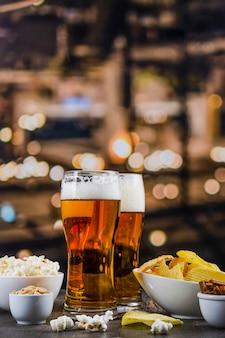 Międzynarodowy dzień piwa tło
